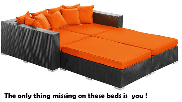 The only thing missing from Sea Mountain beds is you