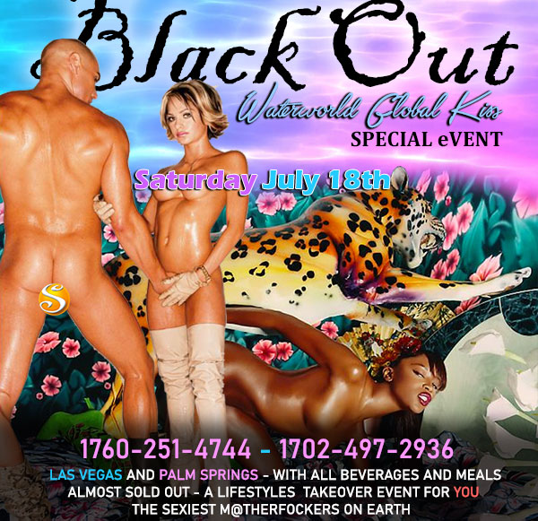 Sea Mountain Nude Lifestyles Spa Resorts - Black Out Sizzle Special Event