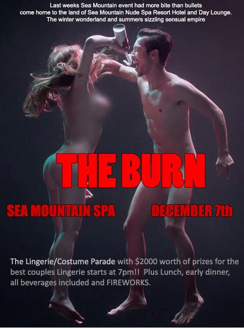 Sea Mountain Burn ZONE World Smoke Events Decemebr 7th