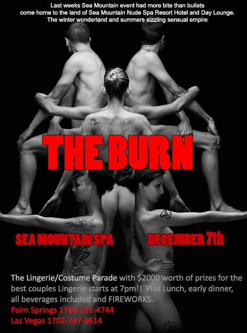 Sea Mountain Burn ZONE World Smoke Events December 7th