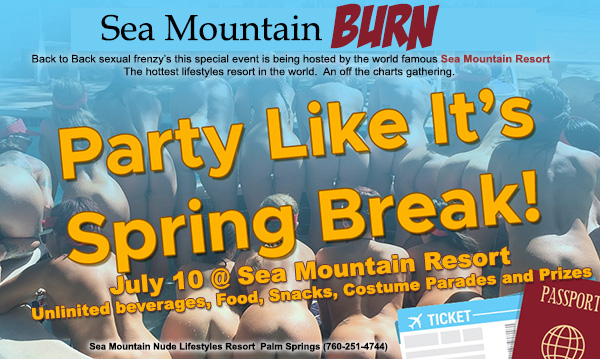 Sea Mountain B#RN Event July 10