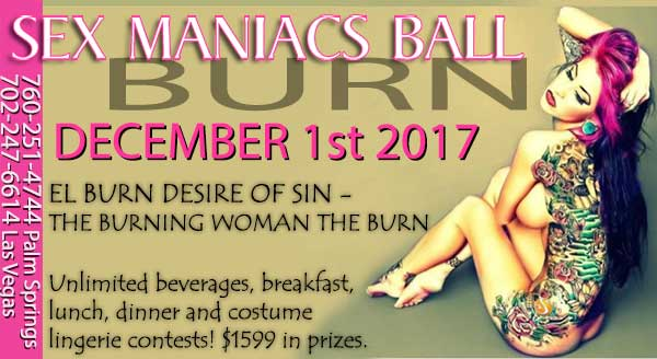 Sea Mountain Nude Lifestyles Spa Resorts BURN Event December 1