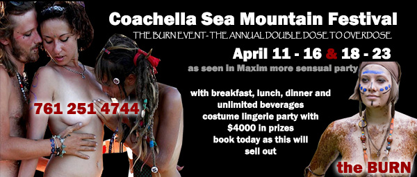 Sea Mountain Nude Lifestyles Resorts Coachella Special Events