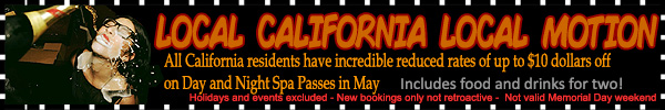 Sea Mountain Nude Lifestyles Spa Resorts - Local California Local Motion Special Offer