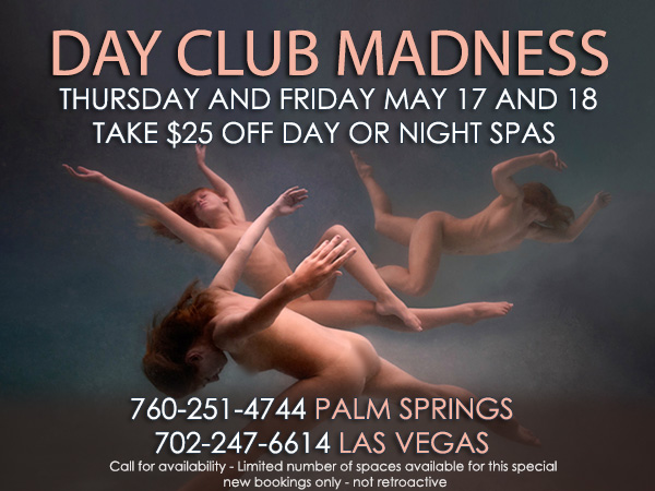 Day Club Madness Special Offer