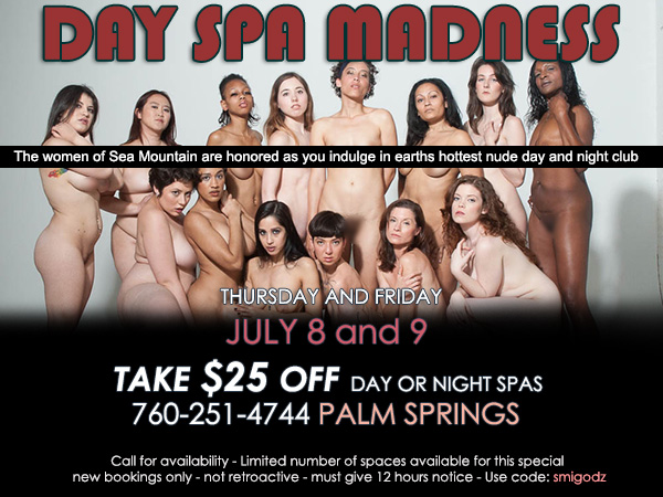 Day Spa Madness Special Offer
