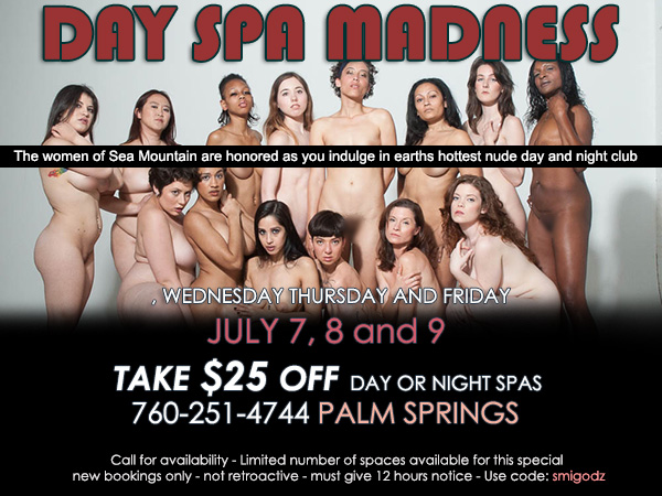Day Spa Madness Offer