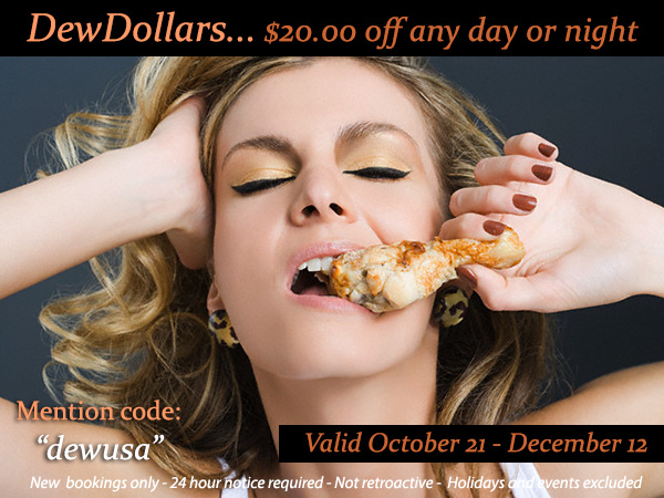 Sea Mountain Nude Lifestyles Spa Resorts - DewDollars $20 off