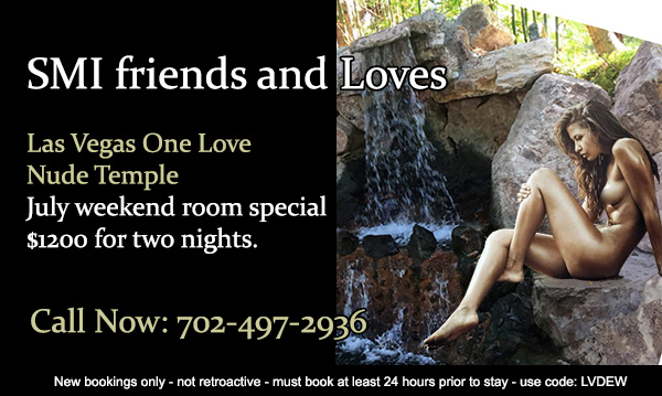 Sea Mountain Nude Lifestyles Spa Resorts - SMI Friends and Loves Special Offers