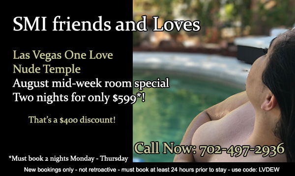SMI Friends and Loves Las Vegas Special Offer