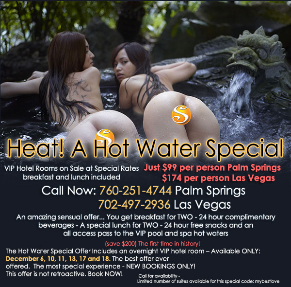 Sea Mountain Nude Lifestyles Spa Resorts Sea Mountain HEAT Special Offer