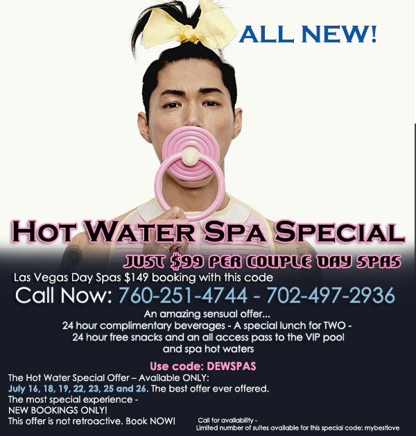 Sea Mountain Nude Lifestyles Spa Resorts - Hot Water Spa Special
