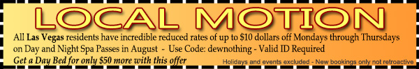 Sea Mountain Nude Lifestyles Spa Resorts - Las Vegas Local  Motion Special Offer