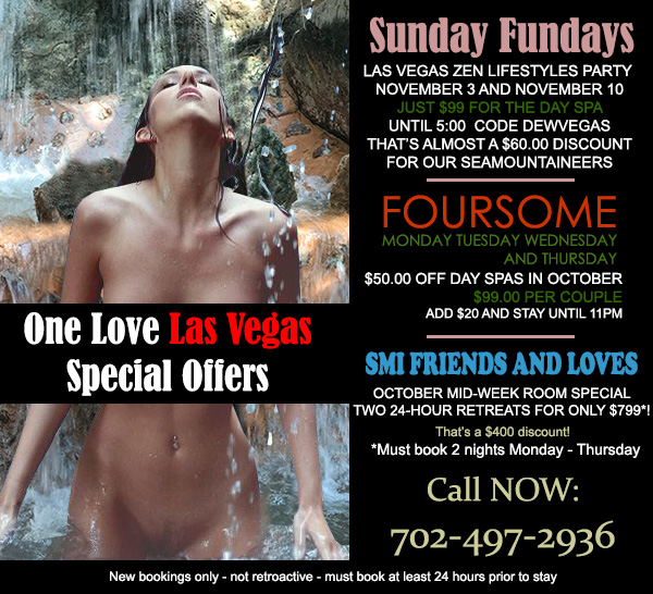 Sea Mountain Nude Lifestyles Spa Resorts - Las VEgas Specials