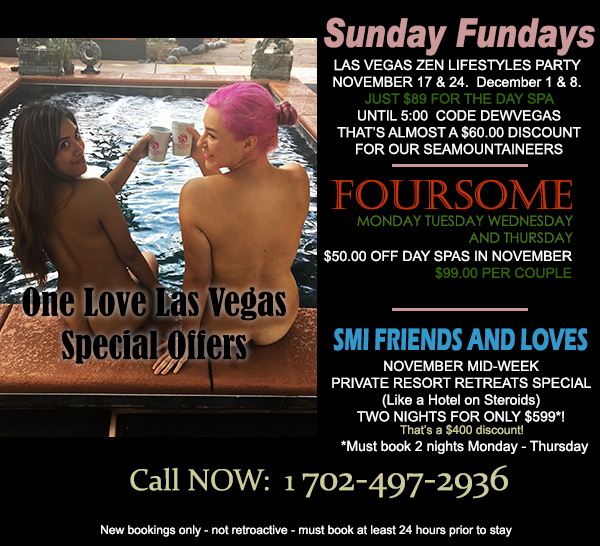 Sea Mountain Nude Lifestyles Spa Resorts - Las Vegas Special Offers