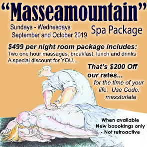 Sea Mountain Special Offers Palm Springs and Las Vegas - Masseamountain Spa Package