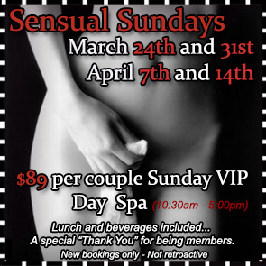 Sea Mountain Nude Lifestyles Spa Resort Las Vegas and Palm Springs - Sensual Sundays Special Offer