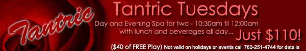 Sea Mountain Nude Lifestyles Spa Resorts Tantric Tuesdays Special Offer