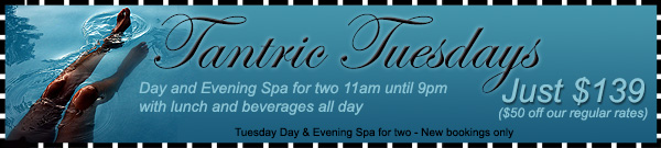 Sea Mountain Nude Lifestyles Resorts and Spas - Tantric Tuesdays Special Offer