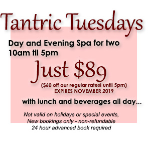 Sea Mountain Nude Lifestyles Resorts - Tantric Tuesdays Special Offer
