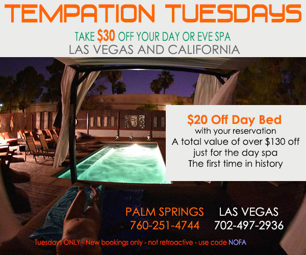 Sea Mountain Nude Lifestyles Resort Spa Temptation Tuesdays Special Offer
