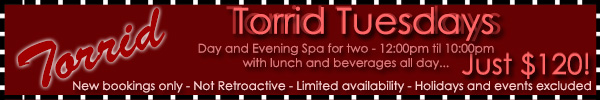 Sea Mountain Nude Lifestyles Spa Resorts - Torrid Tuesdays Special Offer