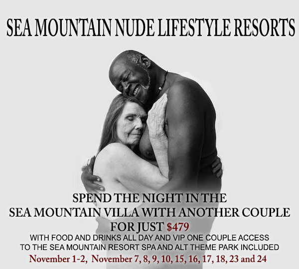 Sea Mountain Nude Lifestyles Spa Resorts - Villa Special