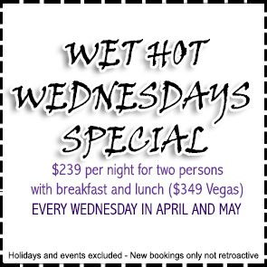 Sea Mountain Nude Lifestyles Spa Resorts Wet Hot Wednesdays Special Offer