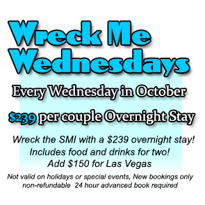 Sea Mountain Nude Lifestyles Resorts - Wreck Me Wednesdays Special Offer