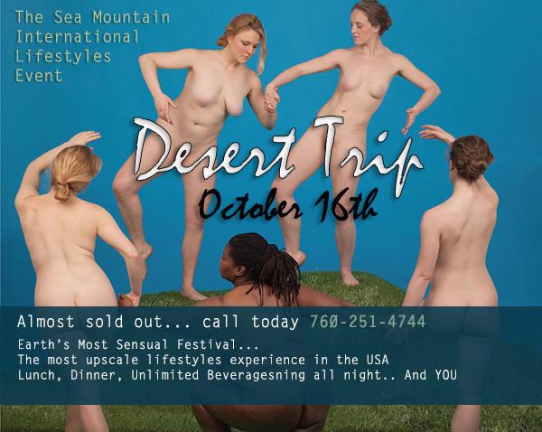 Sea Mountain International Beauties Rage Desert Trip