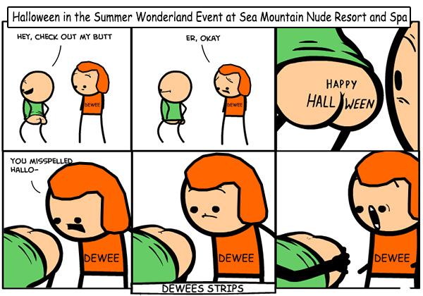 Sea Mountain Halloween