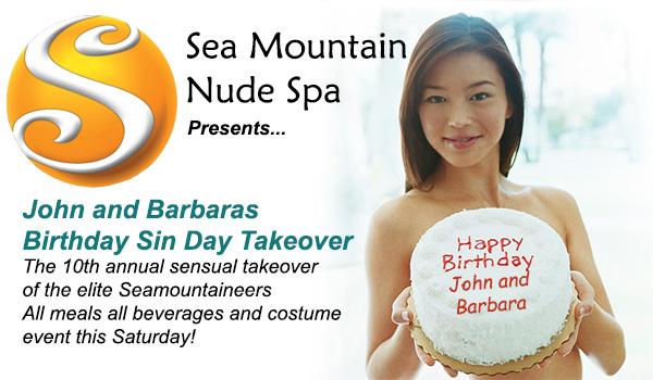 Sea Mountain Birthday Sin Takeove