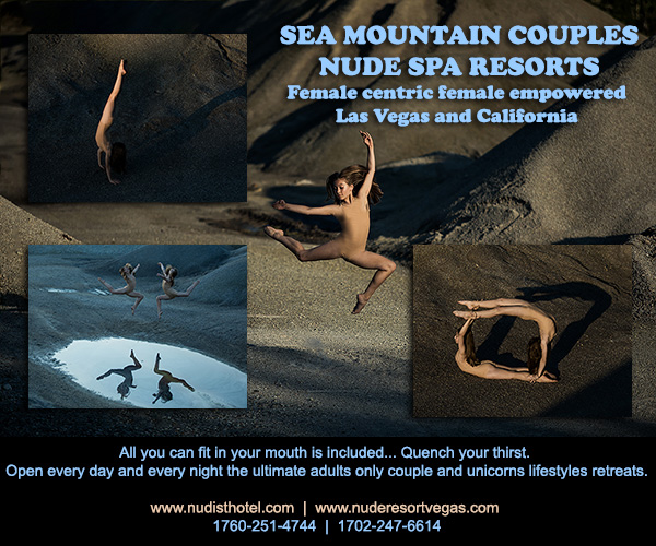 VIP Lifestyles International Fantasy Invite to Sea Mountain's Vegas and California News LOVE