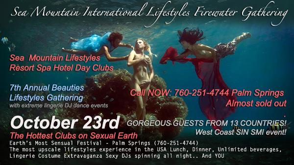 Sea Mountain International Lifestyles Firewater Gathering October 23 2021
