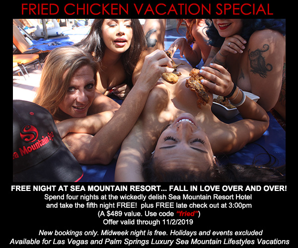 Sea Mountain Resorts - Fried Chicken Vacation Special