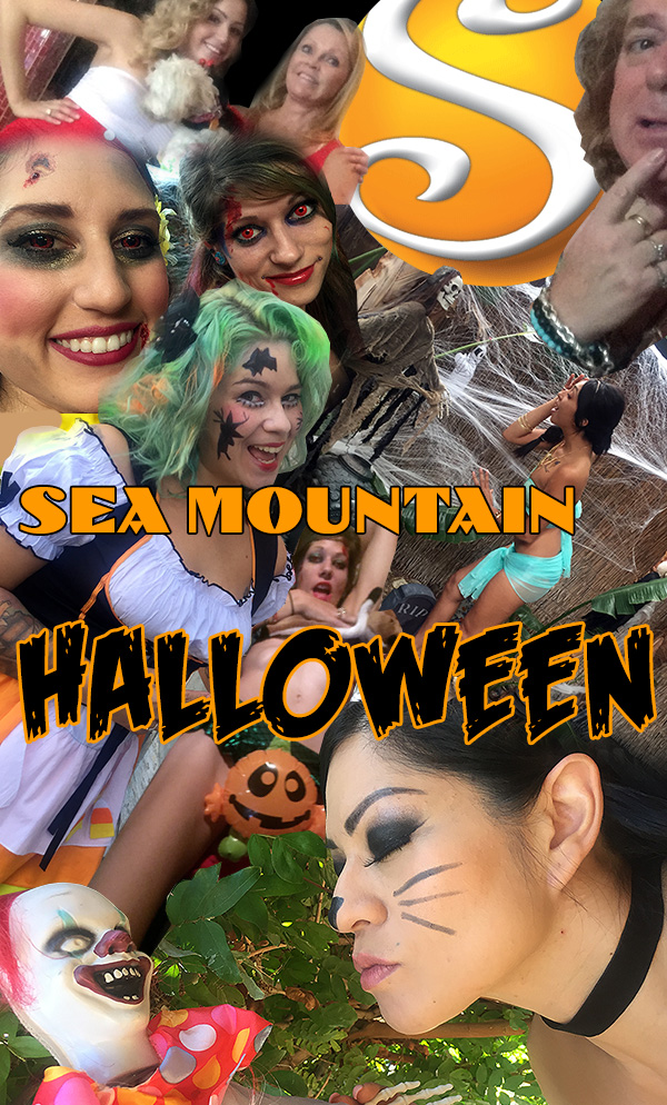 Sea Mountain Nude Lifestyles Spa Resorts - Halloween - Earths Most Luxury and Sexual Event the Costume Fireworks All-inclusive as seen in Esquire Our VEGAS and CALIFORNIA EVENTS