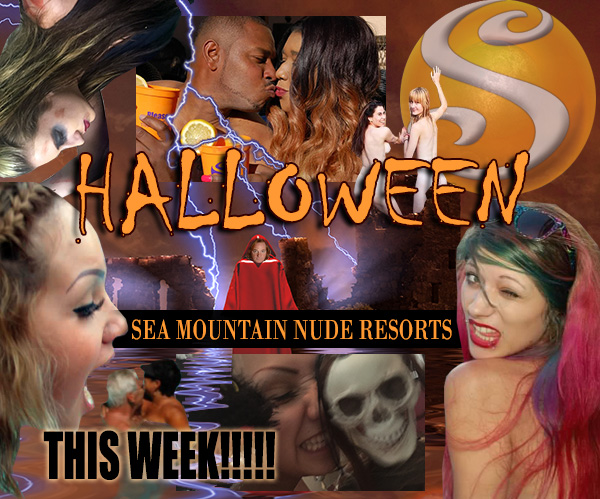 Warm Sun Sea Mountain Now AVN Events and Halloween in Winter Wonderland is Here in Three Days