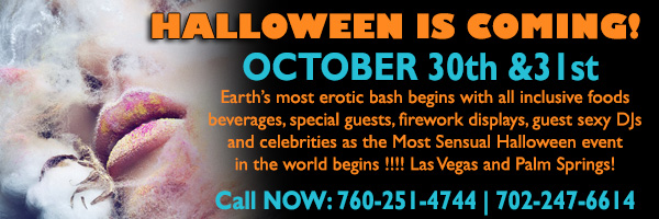 Sea Mountain Nude Lifestyles Spa Resorts Halloween is Coming October 30th and 31st
