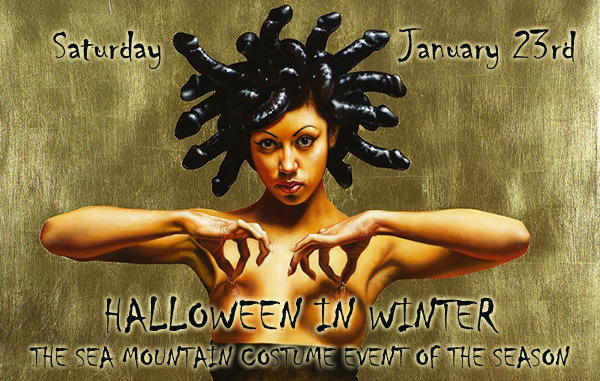 Sea Mountain Erotic Halloween Haunt January 23rd 2021