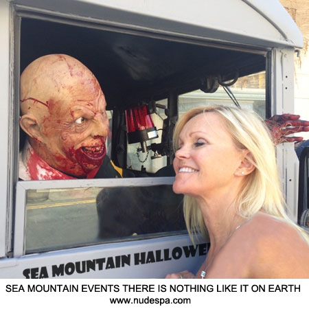 Sea Mountain Erotic Halloween Haunt - California and Complete Lifestyle Takeover