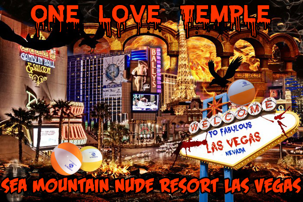 Halloween at Sea Mountain One Love Lifestyles Nude Temple Las Vegas