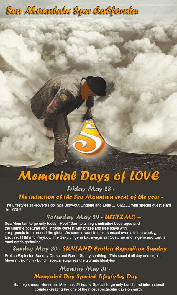 Sea Mountain Memorial Daze Events