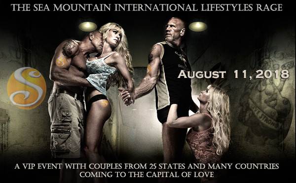 Sea Mountain International Lifestyles Rage Special Event - Las Vegas and Palm Springs