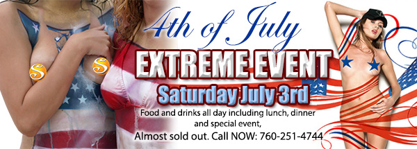 Sea Mountain Fourth of July Sexual Independence The Worlds most amazing events on the Planet