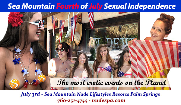 Sea Mountain Spa July 4th Events