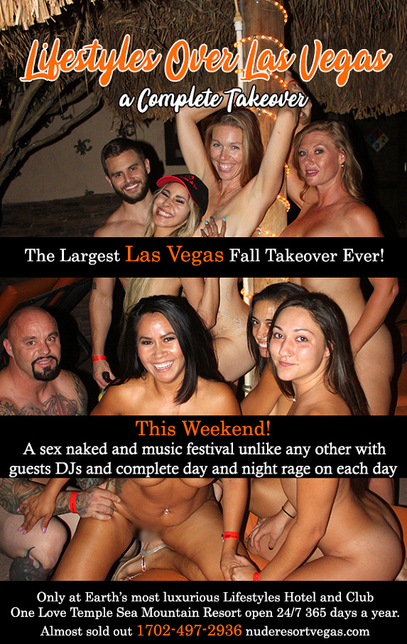 LAS VEGAS - HALLOWEENIS and Sea Mountain Specials - All New Events - $600 Free Money Lifestyles Over the USA