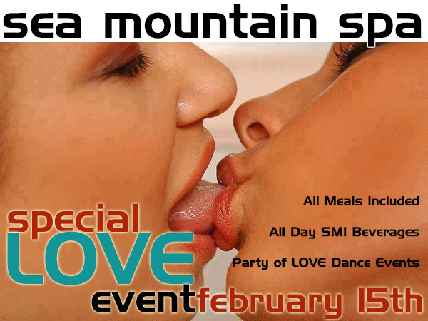 Las Vegas $100 Free Play Plus VALENTINES SUNSHINE New Vegas Lifestyles Resort Opens and NEW Sea Mountain REMODEL - Valentines LOVE EVENT - PRIVATE