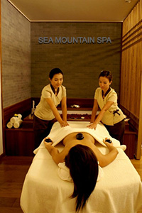 Massage with you Love at Sea Mountain Nude Lifestyles Spa Resorts Palm Springs and Las Vegas