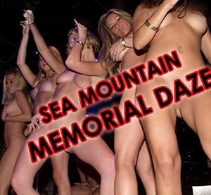 Sea Mountain MEMORIAL DAZE - THE ANNUAL EVENT Palm Springs and Las Vegas