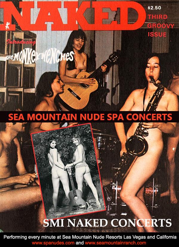 SUNSHINE Sea Mountain Vegas and California Presents... All New